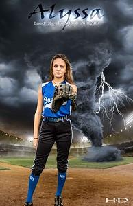 Alyssa Elliott 11x17 Tornado