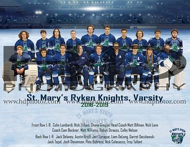 Ryken Varsity Team Final 2018-2019