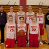 Girls BB 7th<br /> Back: Anna Peterson, Katelyn Dockter, Grace Irsfeld, Quinnlyn Nelson, Awna Kovash, Brittany Berger<br /> Front: Grace Thorson, Selina Kudrna, Allyssa Wittenberg