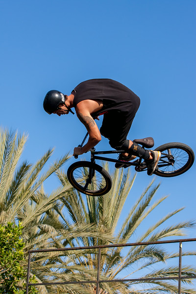 Team Soil BMX Show Ladera