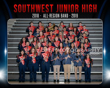 SWJH Team8x10ARegBand