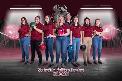 SHS Girls Bowling
