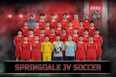 SHS JV Boys Soccer