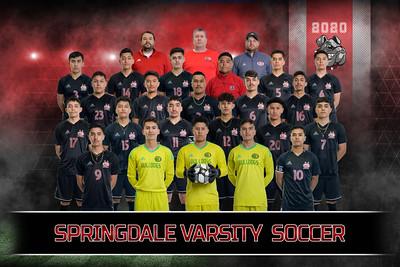 SHS Varsity Boys Soccer