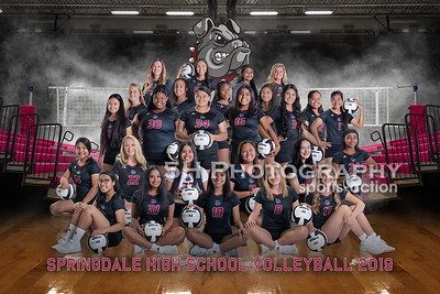 SHS Volleyball