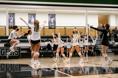 THS Varsity Volleyball vs Lake Oswego