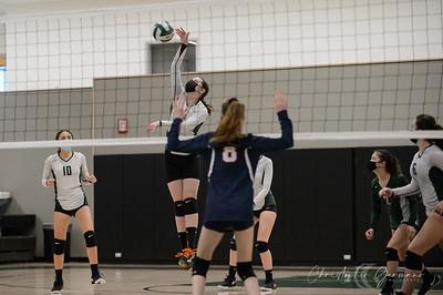 THS JV2 Volleyball vs Lake Oswego