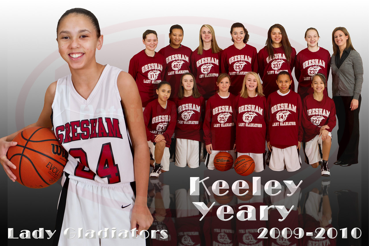 Keeley Yeary