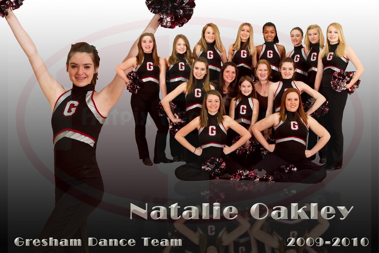 Natalie Oakley