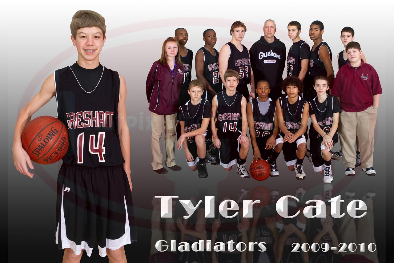 Tyler Cate