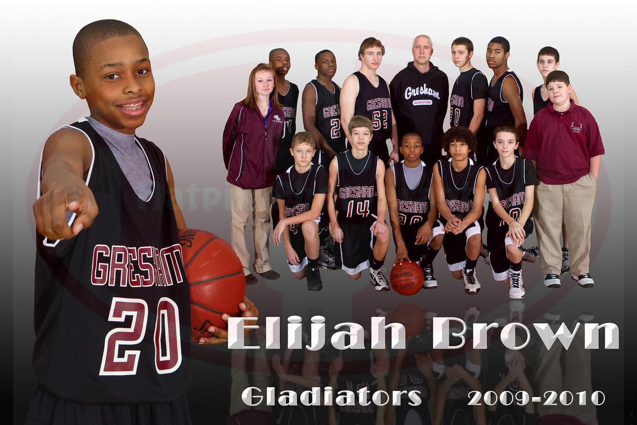 elijah Brown