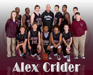 Alex Crider