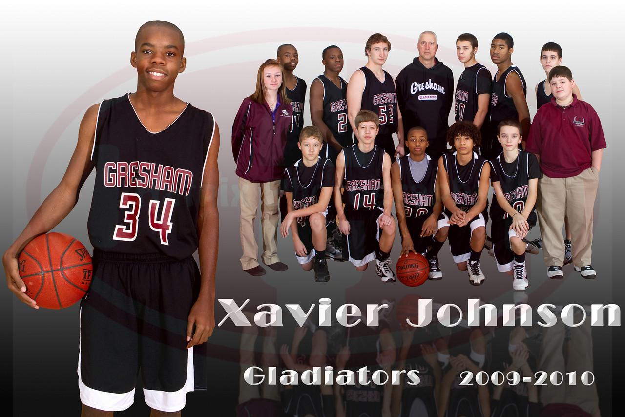 Xavier Johnson