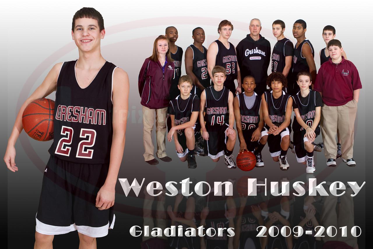 Weston Huskey