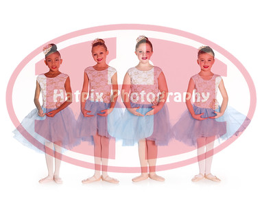 blue ballet young