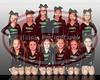 team 1 black background