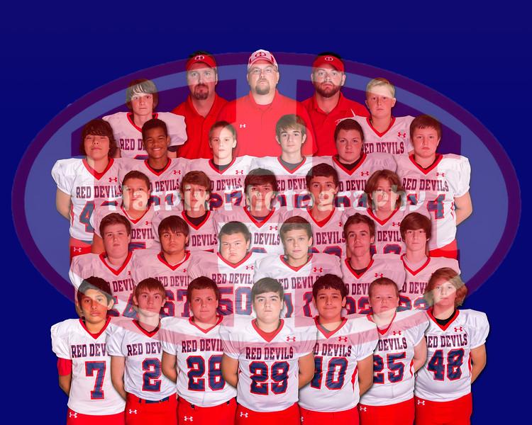 8th Grade Composite Team