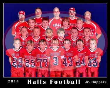 Halls Jr Hoppers 2014
