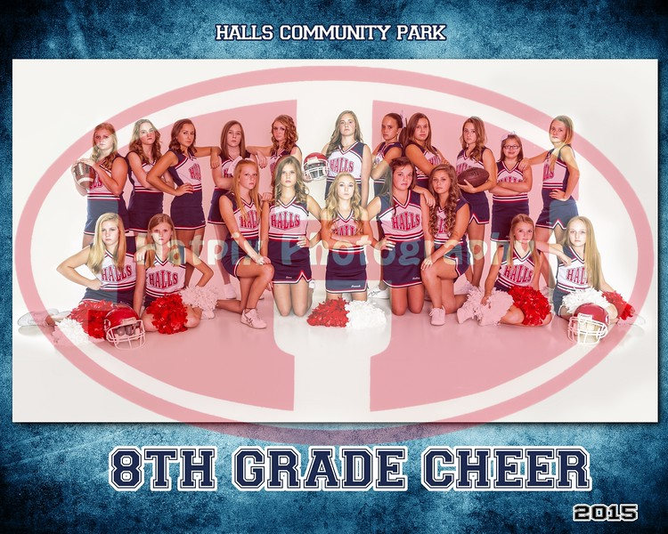 HCP 8TH GRADE CHEER