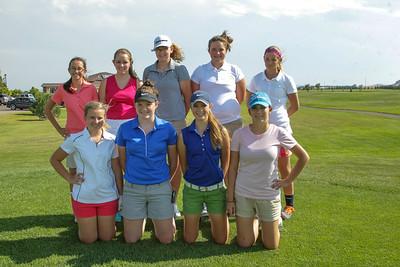 Gering Girls Golf Team