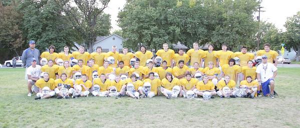 Gering 7th grade football