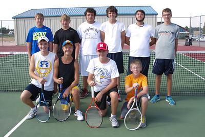 Gering Boys Tennis Team