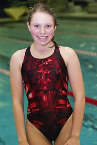 Cierra Weatherfield 2012 Scottsbluff/Gering Swimming and Diving Team