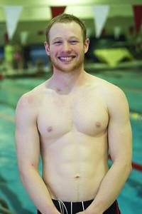 Austin Groskopf 2012 Scottsbluff/Gering Swimming and Diving Team
