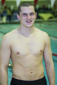 Dan Harshbarger 2012 Scottsbluff/Gering Swimming and Diving Team