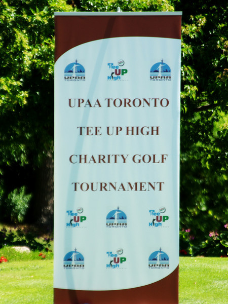 Tee UP High Charity Golf Tournament - UPAAT