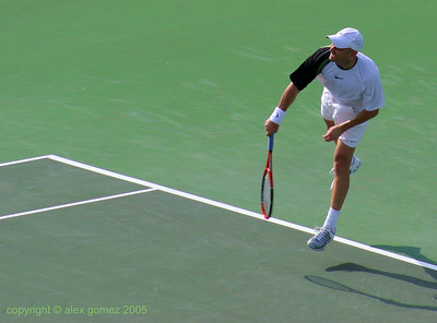 Andre Agassi (USA)