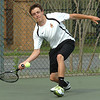 Science Hill's Colin Ice in action against D-B's Kaleb Pittman. Photo by ned Jilton II