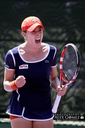 Tennis - 2014 Sony Open - WTA