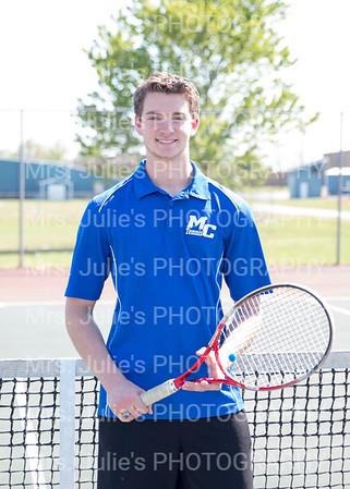 MCHS Tennis 2017