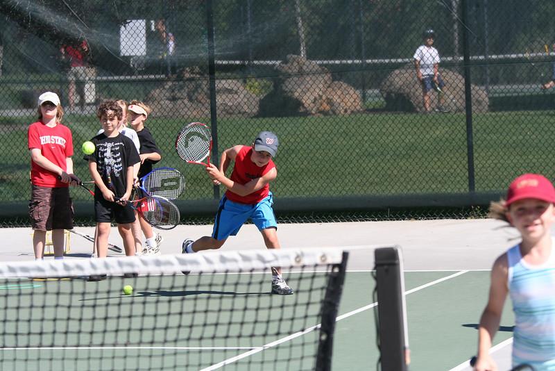 tennislessonsJuly09 020