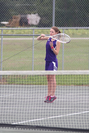 West Bladen 14 tennis FHS
