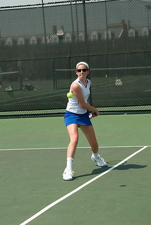 Tennis - Staphanie and Robin