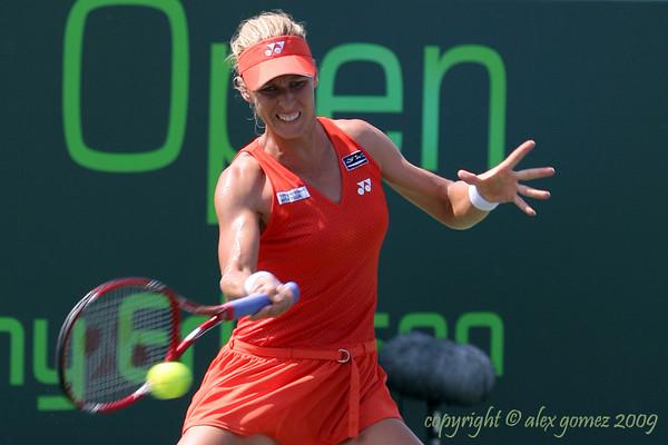 Tennis WTA - 2009 Sony-Ericsson Open