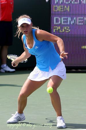 Tennis WTA 2009 - Various Players (P - Z)