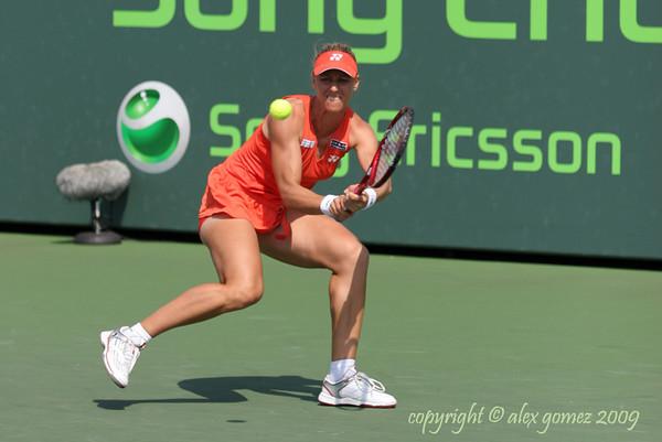 Tennis WTA Featured Player: Elena Dementieva