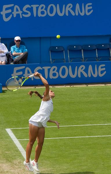 Tennis at Eastbourne & Wimbledon 2016