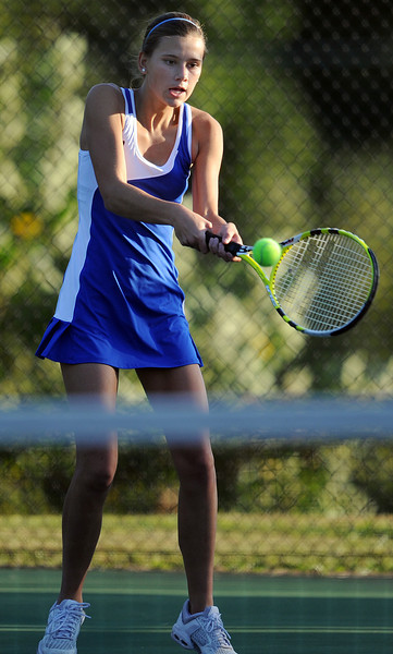 St. Joseph's active on the tennis courts.<br /> GWINN DAVIS PHOTOS<br /> gwinndavisphotos.com (website)<br /> (864) 915-0411 (cell)<br /> gwinndavis@gmail.com  (e-mail) <br /> Gwinn Davis (FaceBook)