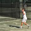 Derec Di Fazio Clemson University Men's Varsity Tennis Team, NCAA men exhibition, Old Field Club Tennis, Stony Brook, NY
