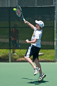 Sports-Tennis 2009 Arkansas Junior State Qualifying Tournament-2