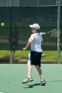 Sports-Tennis 2009 Arkansas Junior State Qualifying Tournament-1