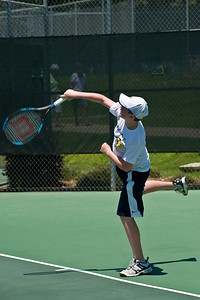 Sports-Tennis 2009 Arkansas Junior State Qualifying Tournament-6