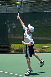 Sports-Tennis 2009 Arkansas Junior State Qualifying Tournament-5