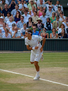 Federer attempts to win his sixth championship