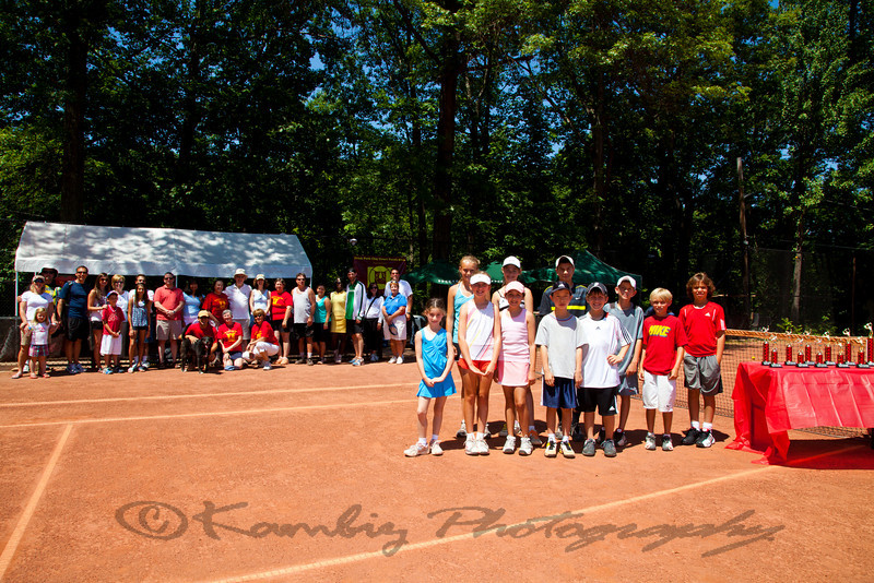 2010 - 2nd Annual FRICK PARK RED CLAY JUNIOR OPEN