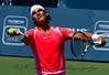 Rafael Nadal Serving Motion